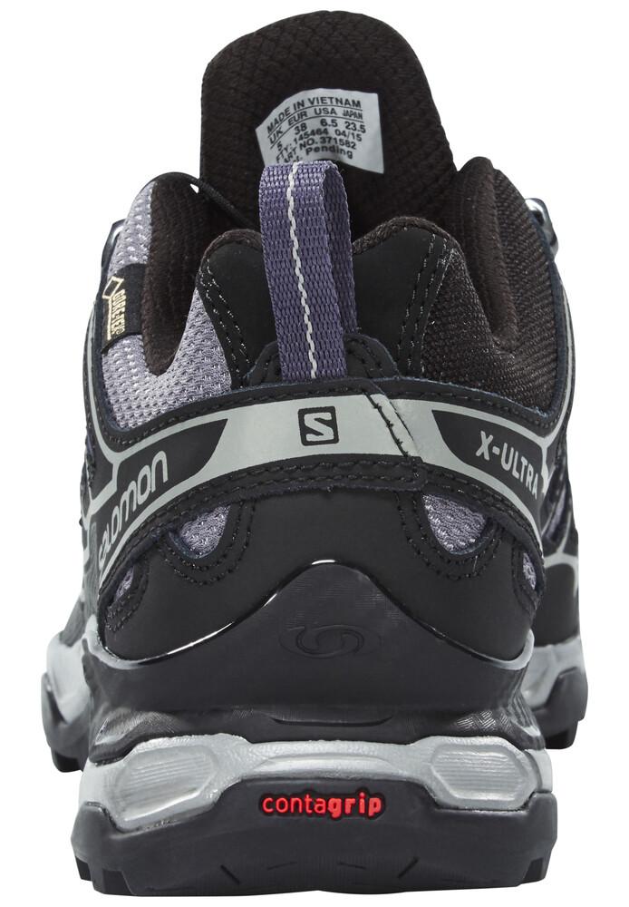 Salomon X Ultra 2 GTX Chaussures grisnoir